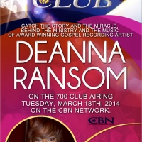 Deanna Ransom on CBN