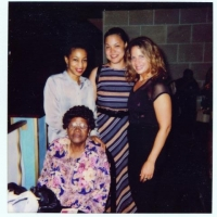 Cheryl Moore-Provident Records, Marlo, Alyssa Levy-Motown and the late Mary Martin