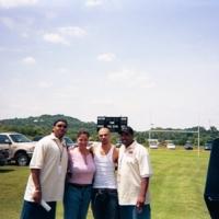 DC, Chico Debarge & Derrick Jurand in Nashville