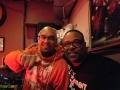 DJ Nick Nonstp & DJ G-Spot spinning at the Family Den in Chicago 1-9-17