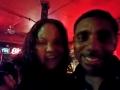 With DJ J Roc of Juice 107.3 Toledo