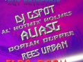 DJ G-Spot at the Elbo Room in Chicago 1-22-17
