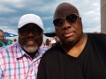 DJ G-Spot & Ron Carroll at House on the Beach